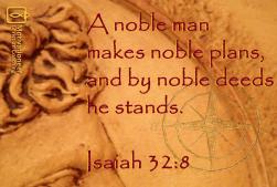 Noble Man