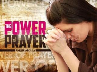 ladies prayer group